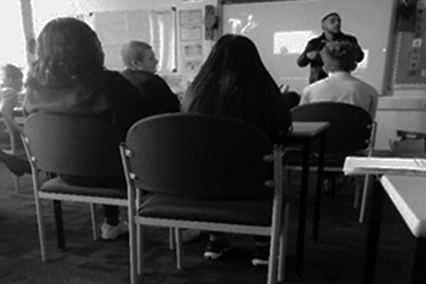 Street Gang Awareness Classroom
