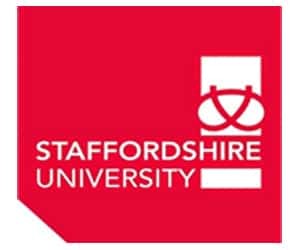 image of staffs uni logo